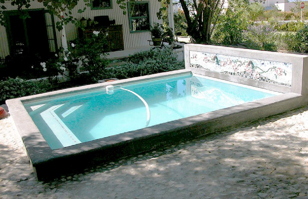 Pool - Tin House
